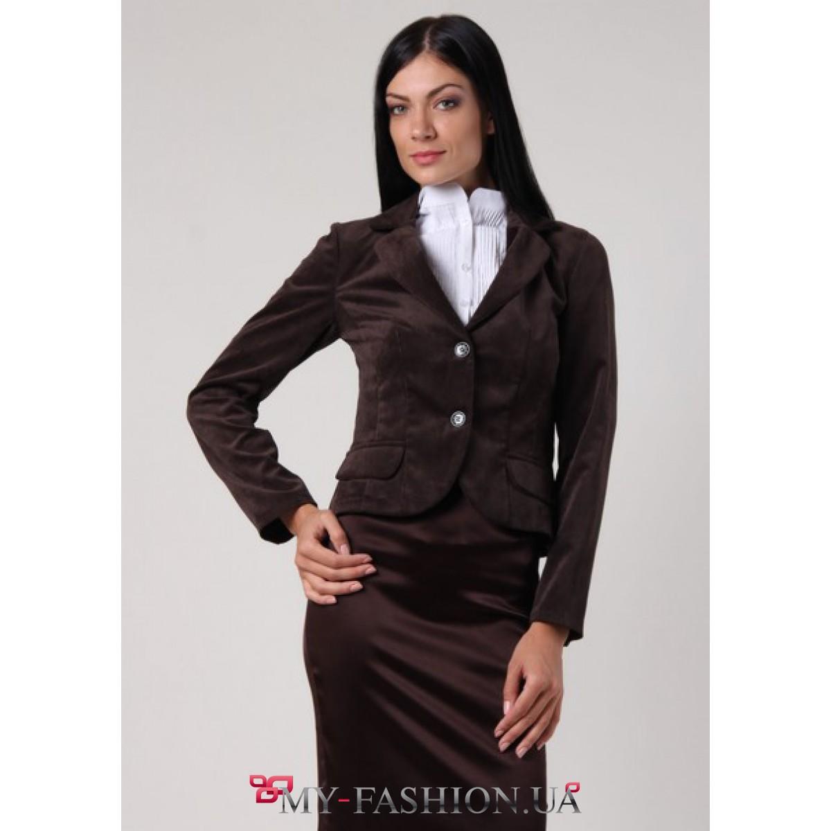 Вельветовый костюм женский купить с доставкой