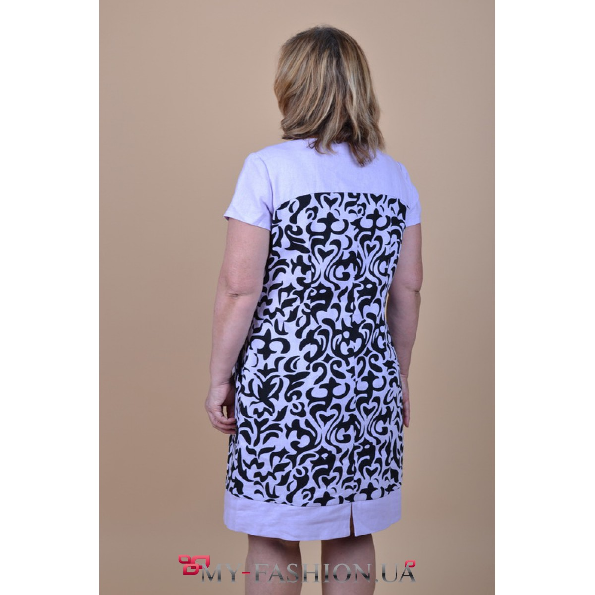 Туники платья больших размеров