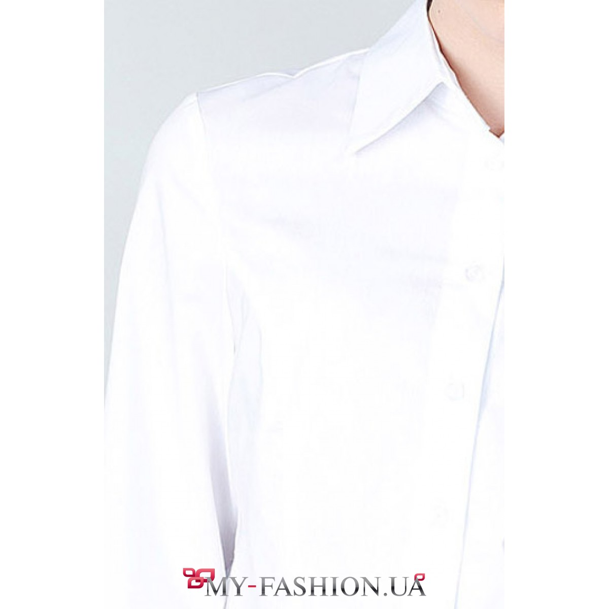 Белая блузка черная юбка с доставкой