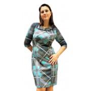 Красивое платье-футляр из французского трикотажа