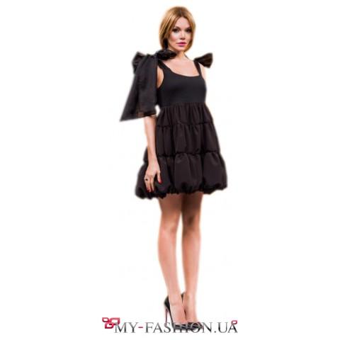 Восхитительное платье с открытой спиной