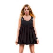 Восхитительное коктейльное платье мини длины