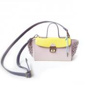 Небольшая прямоугольная сумка-портфель