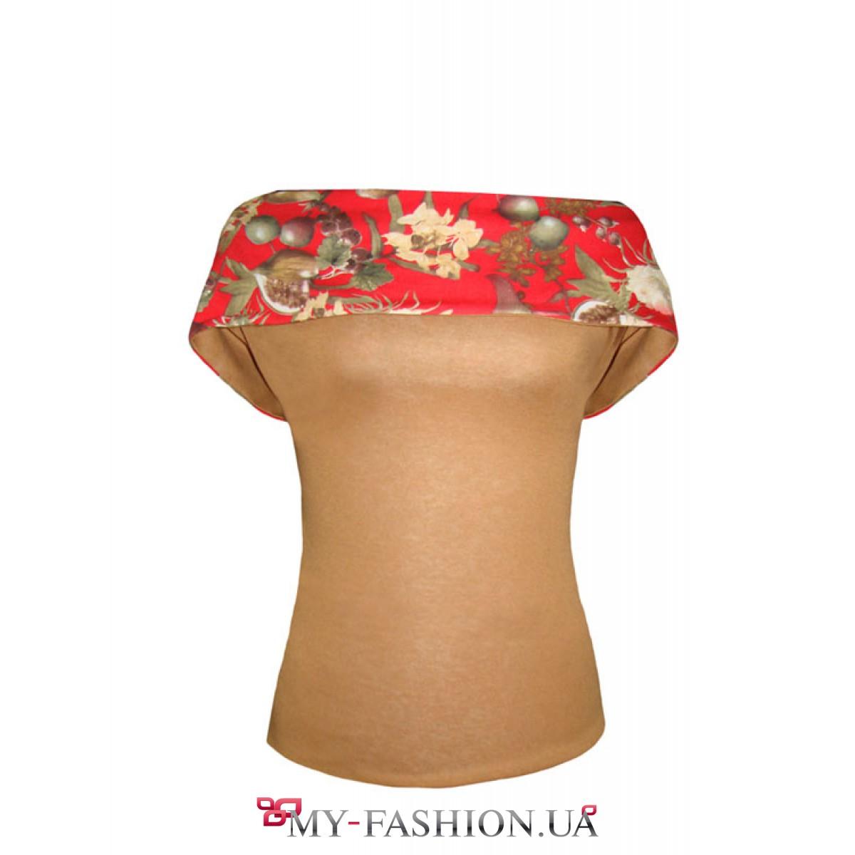 Блузки Купить Дизайнера