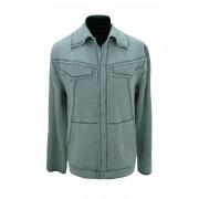 Стильная мужская куртка с карманами