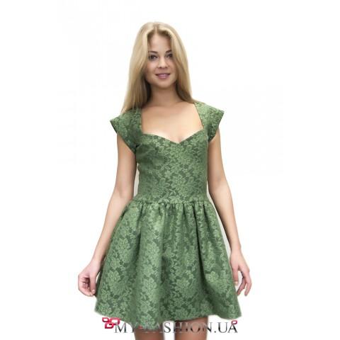 Короткие Платья С Пышной Юбкой