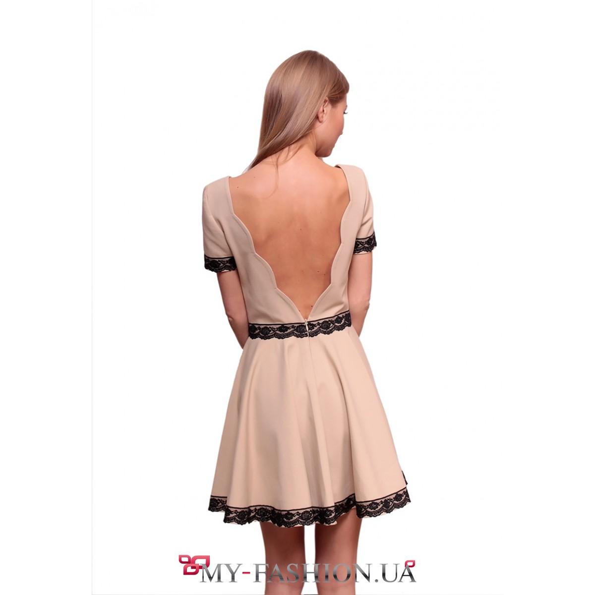Платье Светлое