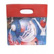 Авторская кожаная сумка ручной работы