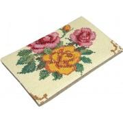 Роскошный авторский клатч с вышивкой ручной работы