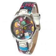 Молодёжные наручные часы с принтом